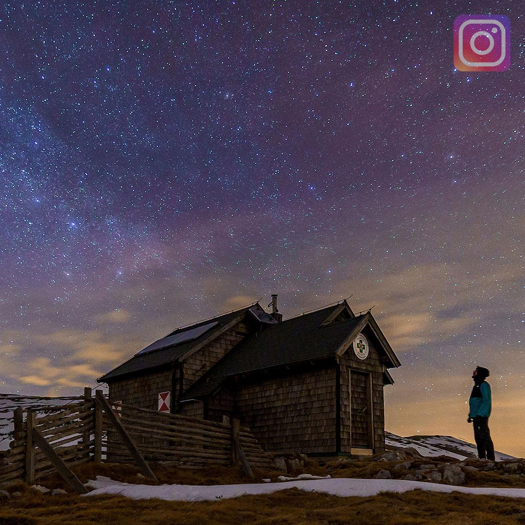 Astrofotografie Sternenhimmel